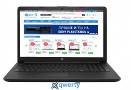 HP Notebook 15-db0421ur (6VJ27EA) Black