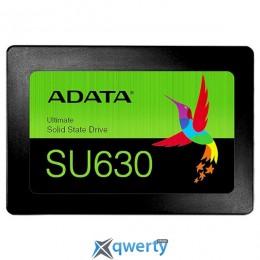 ADATA Ultimate SU630 480GB SATA III 3D NAND QLC (ASU630SS-480GQ-R) 2.5