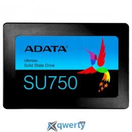 ADATA Ultimate SU750 256GB SATA III 3D NAND TLC (ASU750SS-256GT-C) 2.5