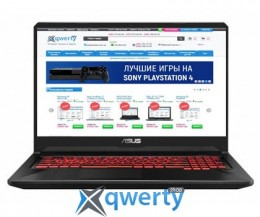 ASUS TUF Gaming FX705GE-EW231 - 8GB/512SSD+1TB/Win10P купить в Одессе