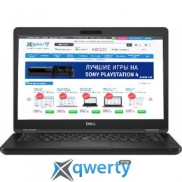 Dell Latitude 5490 (N117L549014EMEA_WIN) Black