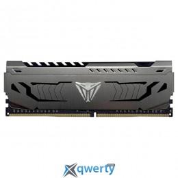 PATRIOT Viper Steel DDR4 3000MHz 16GB  (PVS416G300C6)