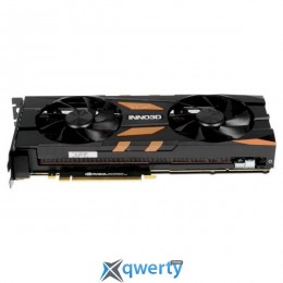 INNO3D PCI-Ex GeForce RTX 2080 Ti Twin X2 OC 11GB GDDR6 (352bit) (1545/14000) (HDMI, 3x DisplayPort, USB Type-C) (N208T2-11D6-1150633) купить в Одессе