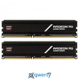 AMD Radeon R9 Gamer DDR4 3000MHz 16GB (2x8) (R9S416G3000U2K)