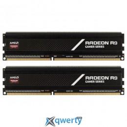 AMD Radeon R9 Gamer DDR4 3200MHz 8GB (2x4) (R9S48G3206U1K) купить в Одессе