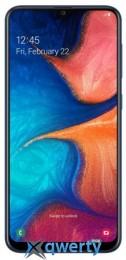 Samsung Galaxy A20 2019 SM-A205F 3/32GB Blue (SM-A205FZBV)