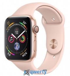Apple Watch Series 4 GPS (MU6F2) 44mm Gold Aluminum Case with Pink Sand Sport Band
