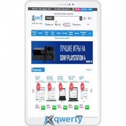 Samsung Galaxy Tab A 10.1 32GB LTE White (SM-T585NZWE)