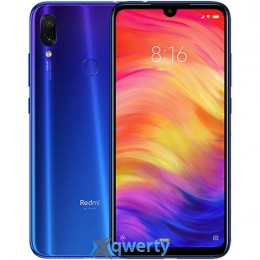 Xiaomi Redmi Note 7 4/128GB Blue (Global)