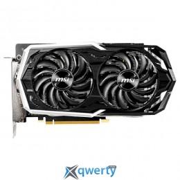 MSI PCI-Ex GeForce GTX 1660 Ti Armor 6G 6GB GDDR6 (192bit) (1800/12000) (3 x DisplayPort, 1 x HDMI 2.0b) (GTX 1660 Ti ARMOR 6G)