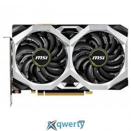 MSI PCI-Ex GeForce RTX 2060 Ventus XS 6G 6GB GDDR6 (192bit) (1680/14000) (3 x DisplayPort, 1 x HDMI) (RTX 2060 VENTUS XS 6G)