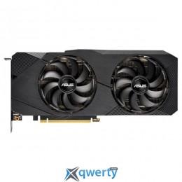 Asus PCI-Ex GeForce RTX 2080 Dual EVO 8GB GDDR6 (256bit) (1515/14000) (3 x DisplayPort, 1 x HDMI, 1 x USB Type-C) (DUAL-RTX2080-8G-EVO)