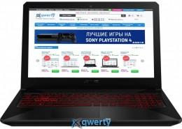 Asus TUF Gaming FX504GE-DM639 (90NR00I3-M12780) Black
