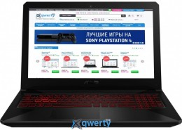 Asus TUF Gaming FX505GM-AL342 (90NR0131-M11600) Black