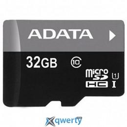 ADATA 32GB microSD class 10 UHS-I (AUSDH32GUICL10)