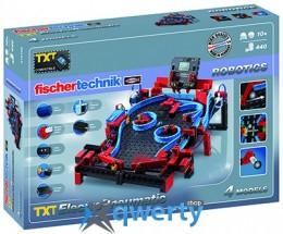 fisсhertechnik ROBOTICS TXT Электропневматика FT-516186 (Без TXT контроллера и БП)