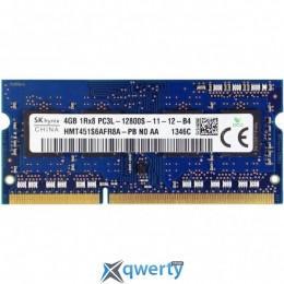 HYNIX SO-DIMM DDR3L 1600MHz 4GB (HMT451S6AFR8A-PB)