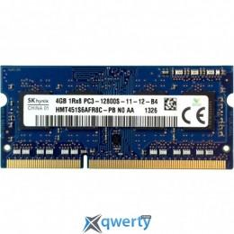 HYNIX SODIMM DDR3 4GB 1600 MHZ (HMT451S6AFR8C-PB)