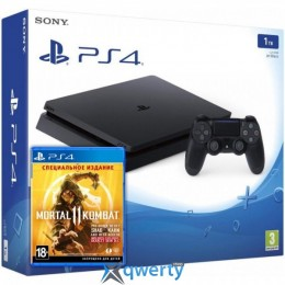 Sony PlayStation 4 Slim 1TB + Mortal 11