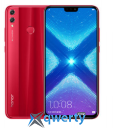 HUAWEI Honor 8x Max 6/64GB Red