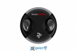 2E RainDrops True Wireless Waterproof Mic Black (2E-EBTWRDBK)