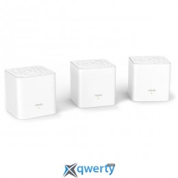 Tenda Nova MW3 Whole Home Mesh (MW3-KIT-3) 802.11ac