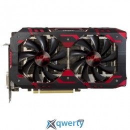 POWERCOLOR Radeon RX 590 8GB GDDR5 256-bit Red Devil OC (AXRX 590 8GBD5-3DHV2/OC)
