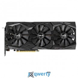 Asus PCI-Ex GeForce RTX 2070 Super ROG Strix 8GB GDDR6 (256bit) (1605/14000) (USB Type-C, 2 x HDMI, 2 x DisplayPort) (ROG-STRIX-RTX2070S-A8G-GAMING)