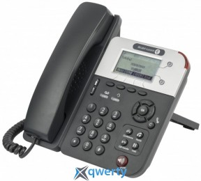 Alcatel-Lucent 8001 Deskphon - Entry-level SIP phone with high quality audio (3MG08004AA)