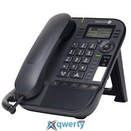 Alcatel-Lucent 8018 - Entry -level DeskPhone with high audio quality (3MG27201AA)