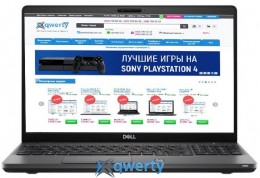 Dell Latitude 5500 (N005L550015EMEA_P) Black
