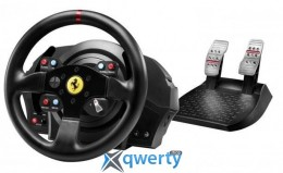 Thrustmaster Руль и педали для PC/PS4/PS3 T300 Ferrari GTE Wheel (4160609)