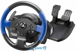 Thrustmaster Руль и педали для PC/PS4 T150 Force Feedback Official Sony licensed (4160628)