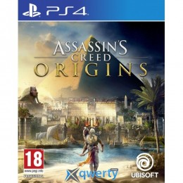 Assassins Creed Origins PS4 (русская версия)