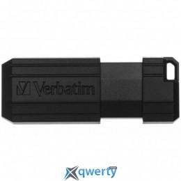 Verbatim 64GB Store n Go PinStripe Black USB 2.0 (49065)