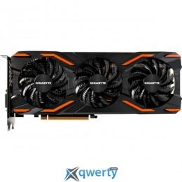 Gigabyte PCI-Ex GeForce GTX 1060 WindForce OC D5X 6GB GDDR5X (192bit) (1556/8008) (DVI-D, HDMI, 3 x Display Port) (GV-N1060WF3OC-6GD)