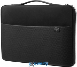 HP 14 Carry Black/Silver (3XD34AA)