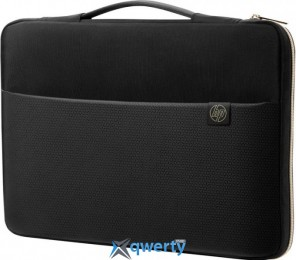 HP 17,3 Carry Black/Gold (3XD37AA)