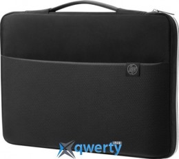 HP 17,3 Carry Black/Silver (3XD38AA)