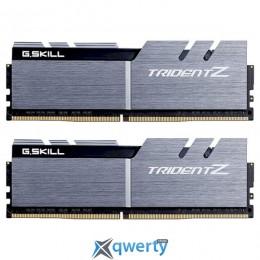 G.SKILL Trident Z Silver/Black DDR4 3200MHz 16GB (2x8) (F4-3200C15D-16GTZSK)