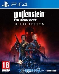 Wolfenstein Youngblood Deluxe Edition купить в Одессе