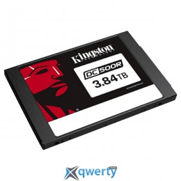 Kingston DC500R 3.84TB SATAIII 3D TLC (SEDC500R/3840G) 2.5