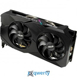 ASUS GeForce RTX 2060 6GB GDDR6 192-bit Dual EVO (DUAL-RTX2060-6G-EVO)