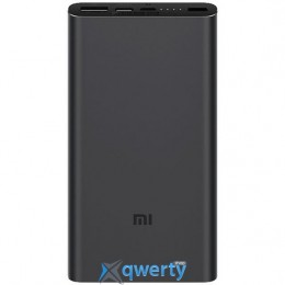 Xiaomi Mi Power Bank 3 10000mAh Black (PLM12ZM)
