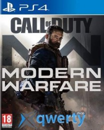 Call of Duty: Modern Warfare PS4 (русская версия)