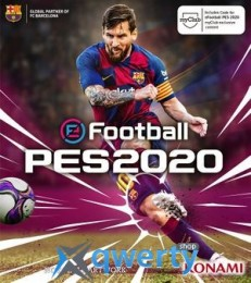 Pro Evolution Soccer 2020 PS4 (русские субтитры)
