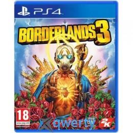 Borderlands 3 (русские субтитры)  PS4