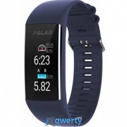 Polar A370 for Android/iOS Navy размер M/L (90070097)