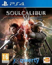 SOUL CALIBUR Ⅵ PS4 (русские субтитры)