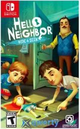 Hello Neighbor Hide and Seek (Switch)